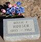 """William Foriest """"Willie"""" Hooser"""