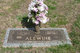 Profile photo:  Lillie B <I>Gilmer</I> Alewine