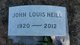 John Louis Neill