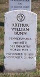 Arthur William Dunn