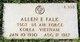 Profile photo:  Allen Edward Falk