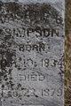 Vashtie B Simpson
