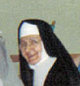 Profile photo: Sr Mary Bertille Petrencak