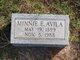 Minnie E. Avila
