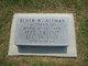 Elmer William Allman