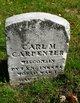 Profile photo:  Carl M Carpenter