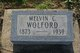 Melvin Castle Wolford