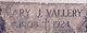 Mary J Vallery