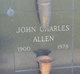 John Charles Allen