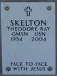 Profile photo:  Theodore Ray Skelton