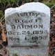 Profile photo:  Baby Barmon