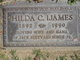 Profile photo:  Hilda C. Ijames