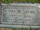 Profile photo:  Homer Wesley Ijames, Sr