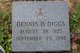 Dennis Dowell Diggs