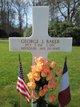Profile photo: Pvt George J <I> </I> Baker,