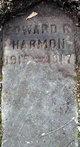 Edward R Harmon