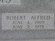 "Profile photo:  Robert Alfred ""Red"" Adams"