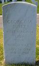 Profile photo:  George M Busey