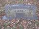 """Profile photo: Rev Abner Benton """"Bent"""" Jones"""
