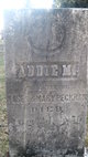 "Adalaide Mary ""Addie"" Peckham"