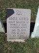 Profile photo:  Adele Alfred
