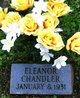 Profile photo:  Eleanor Chandler