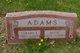 Profile photo:  Rissie <I>Smithers</I> Adams