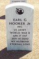 Profile photo:  Earle Gower Hooker, Jr