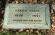 Carrie Keane