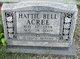 Hattie Bell Acree