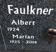 Profile photo:  Albert Bunn Faulkner, Jr
