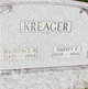 Florence Kreager