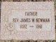 Rev James W. Newman
