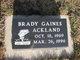 Brady Gaines Ackland