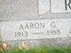 Profile photo:  Aaron G. Reno