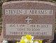 Profile photo:  Steven J. Abrams II
