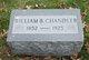 William Bayard Chandler