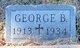 George B. Ableidinger