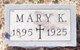 Mary Katherine Ableidinger