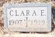 Clara E. Ableidinger