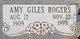 Profile photo:  Amy <I>Giles</I> Rogers