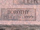 Profile photo:  Dorothy Beatrice <I>Drager</I> Turnbull