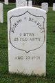 Pvt Joseph F. Beavers