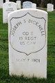 Pvt Joseph S. Bicknell