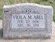 Viola Murle <I>Cole</I> Abel