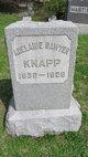 Adelaide S <I>Sawyer</I> Knapp