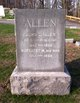 Margaret M <I>Kelly</I> Allen
