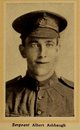 Private Albert Ashbaugh