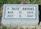 """Profile photo:  Farlo """"Dute"""" Brooks"""