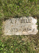 Profile photo:  A F Bell